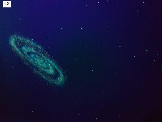 Spirálgalaxis 2017